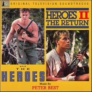 Heroes + Heroes II The Return original soundtrack