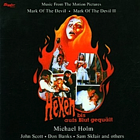 Hexen Bis Aufs Blut Gequält (Mark Of The Devil + Mark of the Devil II) original soundtrack