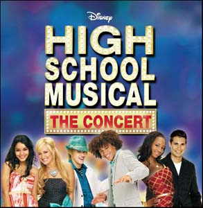 High School Musical: the concert original soundtrack