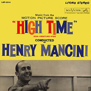 High Time original soundtrack