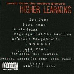 Higher Learning original soundtrack