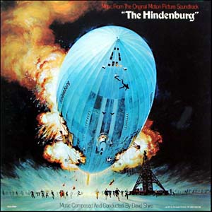 Hindenburg original soundtrack