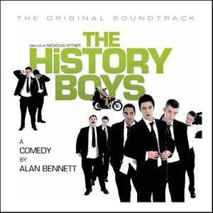 History Boys original soundtrack