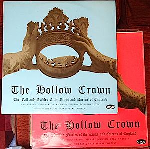 Hollow Crown: records I & II original soundtrack