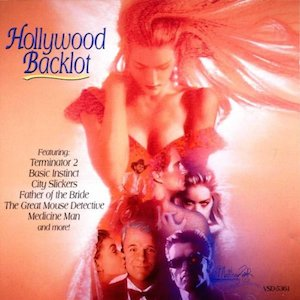 Hollywood Backlot original soundtrack