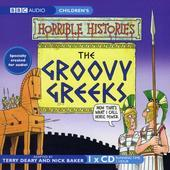 Horrible Histories: the Groovy Greeks original soundtrack