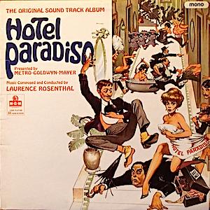Hotel Paradiso original soundtrack