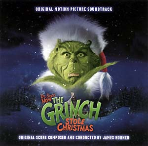 How the Grinch Stole Christmas original soundtrack
