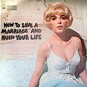 How to Save your Marriage and Ruin your Life original soundtrack