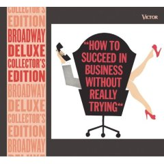 How to Succeed in Business Without Really Trying original soundtrack
