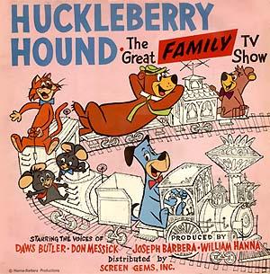 Huckleberry Hound: The Great Family TV Show original soundtrack