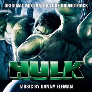 Hulk original soundtrack