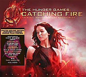 Hunger Games: Catching Fire original soundtrack