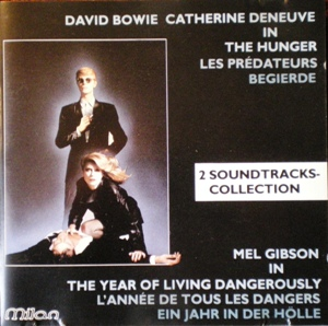 Hunger + The year of living dangerously original soundtrack