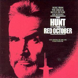 Hunt for Red October original soundtrack