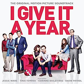 I Give It A Year original soundtrack