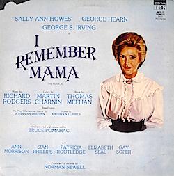 I Remember Mama original soundtrack