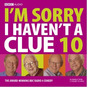 I'm Sorry I Haven't a Clue 10 original soundtrack