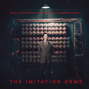 Imitation Game original soundtrack