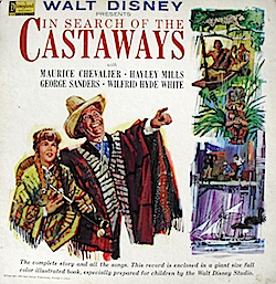 In Search of the Castaways original soundtrack