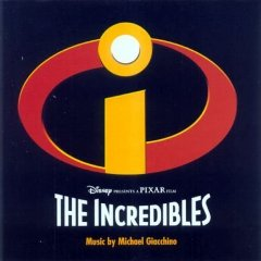 Incredibles original soundtrack