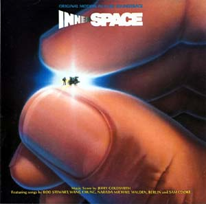 Innerspace original soundtrack