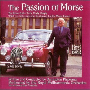 Inspector Morse: the passion of original soundtrack
