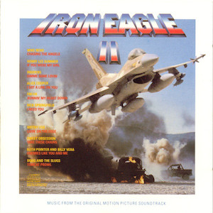 Iron Eagle II original soundtrack