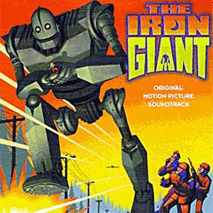 Iron Giant original soundtrack
