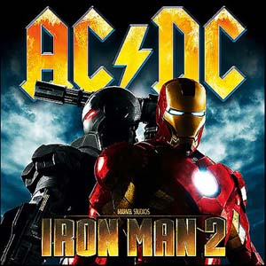 Iron Man 2 original soundtrack