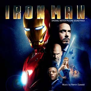 Iron Man original soundtrack