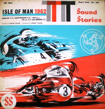Isle of Man TT 1962 original soundtrack