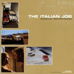 Italian Job original soundtrack