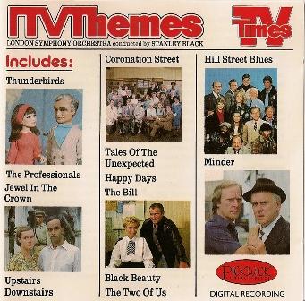 ITV Themes original soundtrack