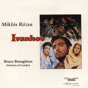 Ivanhoe original soundtrack