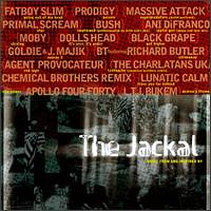 Jackal original soundtrack