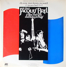 Jacques Brel is Alive and Well original soundtrack