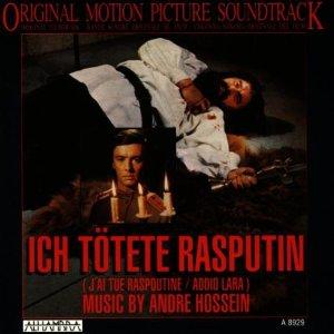 J'Ai Tué Raspoutine / I Killed Rasputin original soundtrack