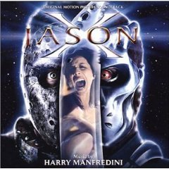 Jason X original soundtrack