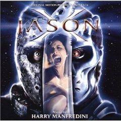 Jason X original soundtrack