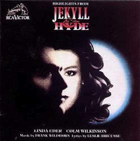 Jekyll & Hyde original soundtrack