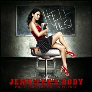 Jennifer's Body original soundtrack