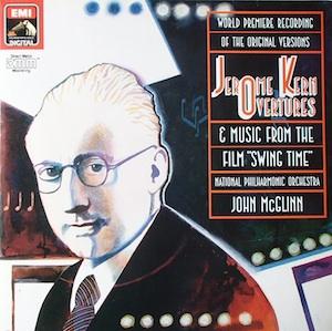 Jerome Kern: Overture & Swing Time original soundtrack