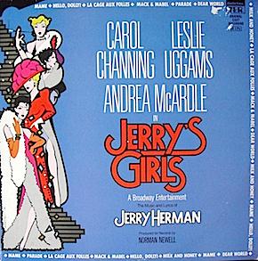 Jerry's Girls: 1984 US Cast original soundtrack