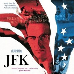 JFK original soundtrack
