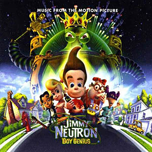 Jimmy Neutron original soundtrack