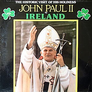 John Paul II in Ireland original soundtrack