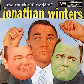 Jonathan Winters: Wonderful World of original soundtrack