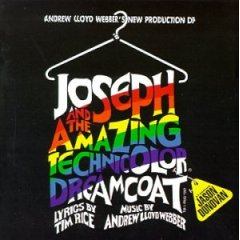 Joseph and the amazing technicolor dreamcoat: jason donovan original soundtrack
