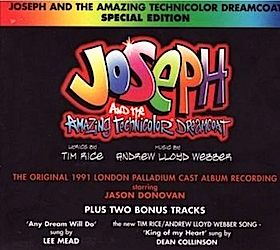 Joseph and the amazing technicolor dreamcoat: Special Edition original soundtrack